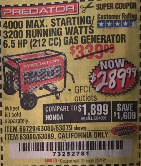 Harbor Freight Tools Coupon Database - Free coupons, 25