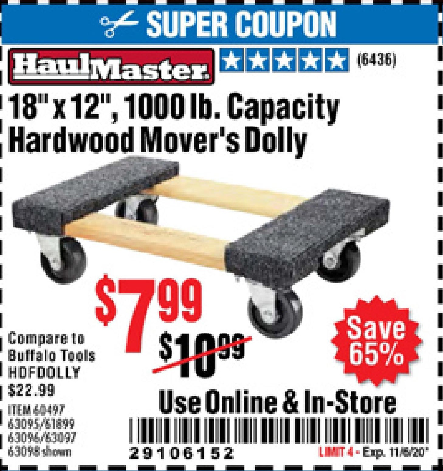 Harbor Freight 18
