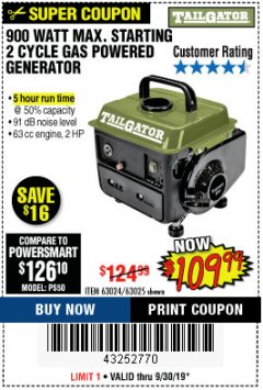 Harbor Freight Tools Coupon Database - Coupon Search for