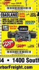 Harbor Freight Coupon 9000 LB. ELECTRIC WINCH WITH REMOTE CONTROL AND AUTOMATIC BRAKE Lot No. 61346/61325/62596/62278/68143 Expired: 2/10/18 - $229.99